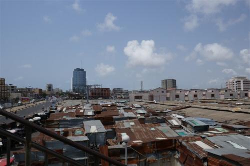 Market in Benin